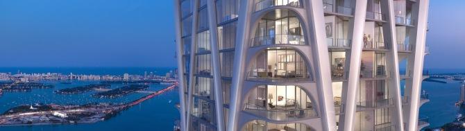 1000 Museum -Mid-level. Image © Zaha Hadid Architects
