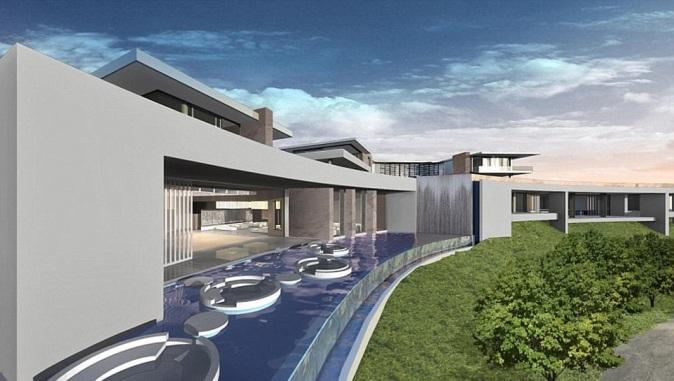 Bel Air Mansion (9)