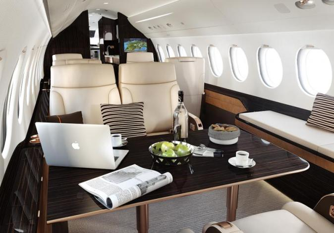 Private Jet Dining (4)