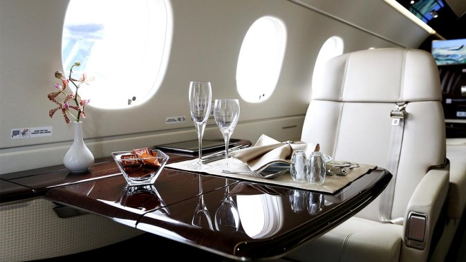 Private Jet Dining (5)