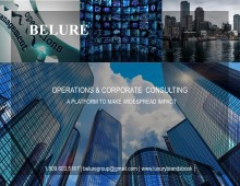 Belure Consulting - Divisions - Operations Corporate