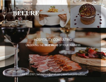 Belure Consulting - Divisions -Restaurants