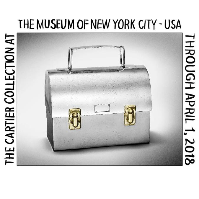 The Cartier collection at The Museum of New Yorl City - 1 Abril 2018
