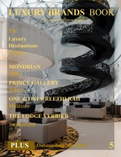 Cover - 5. The Luxury Destinations Edition (Luxury Brands Book)